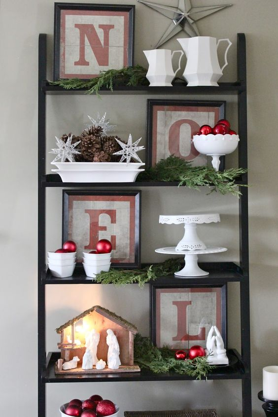 How To Decorate Floating Shelves And Bookcases