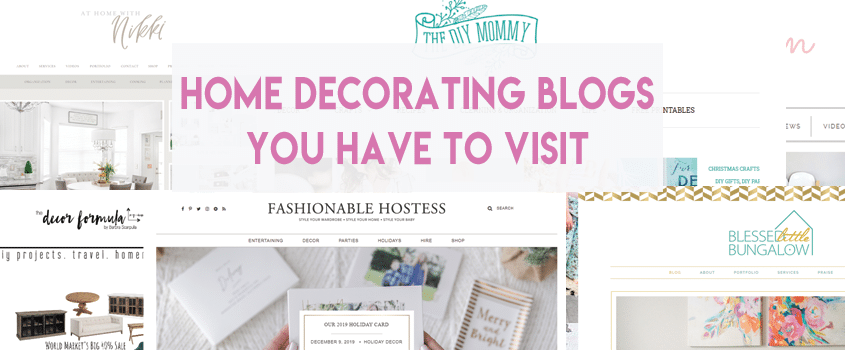 Home Decorating Blogs You Have To Visit Diannedecor Com