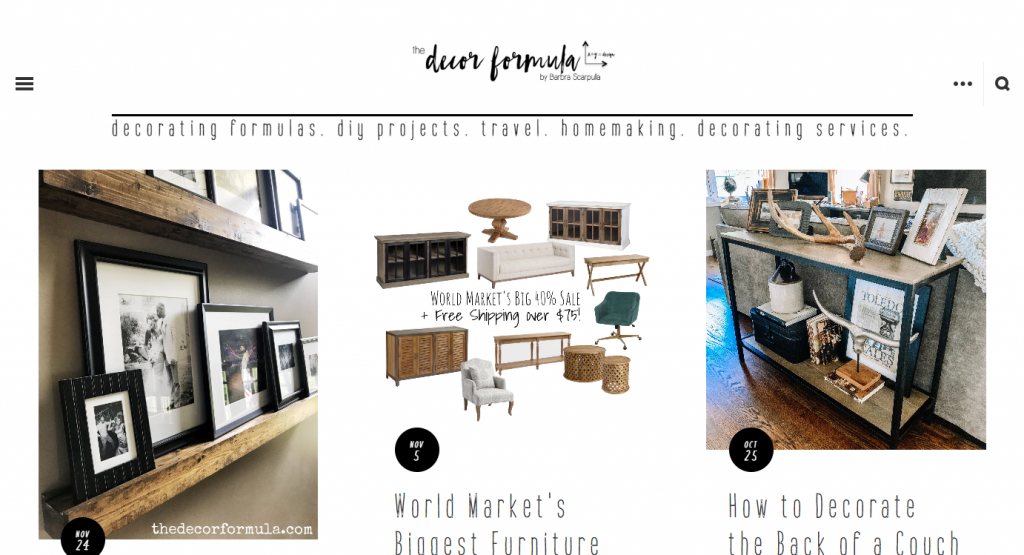 Home Decorating Blogs You Have to Visit