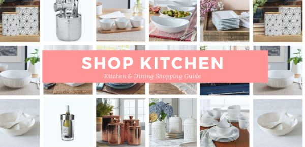 Shop Kitchen and Dining Recommendations