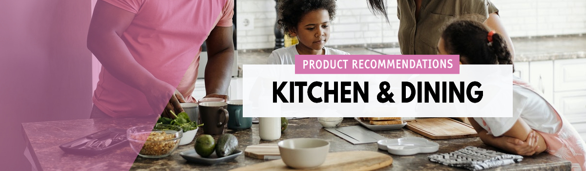 kitchen and dining recommendations