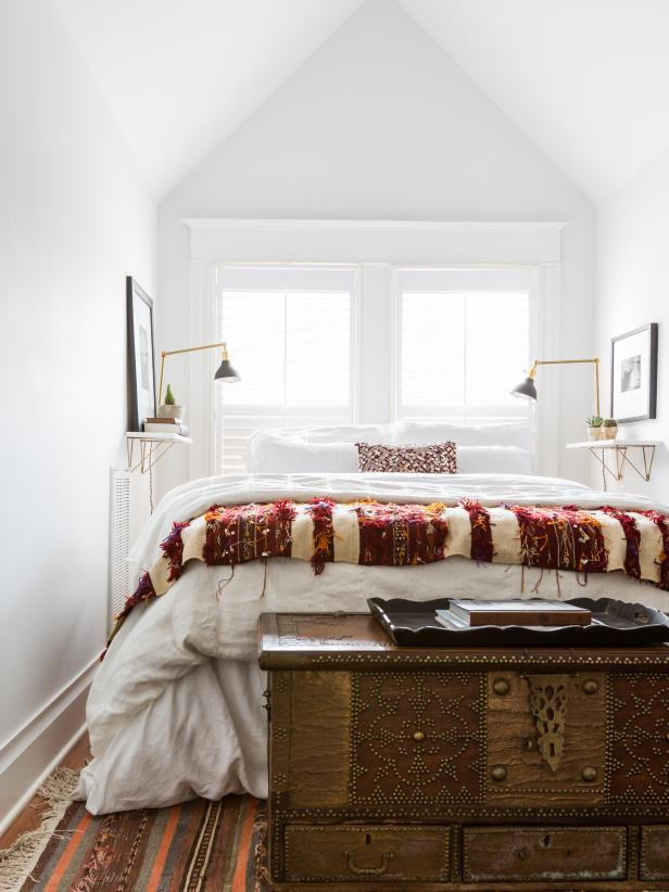 large furniture small bedroom