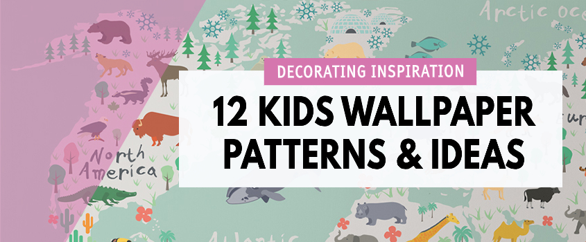 kids wallpaper patterns