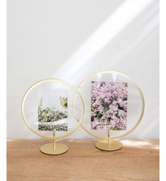 Infinity Photo Display Picture Frame