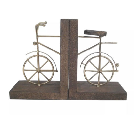 home decor gifts - Bicycle Bookends - Threshold™