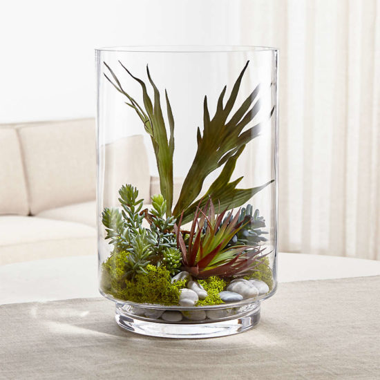 what to put in large glass jars for decor