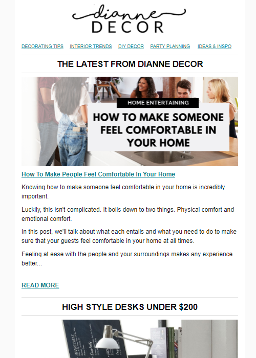 How To Make Someone Feel Comfortable In Your Home