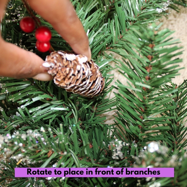 How To Fluff Out A Wreath