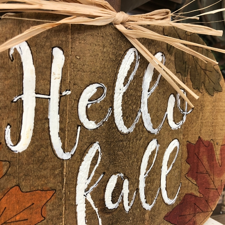 when to start decorating for fall