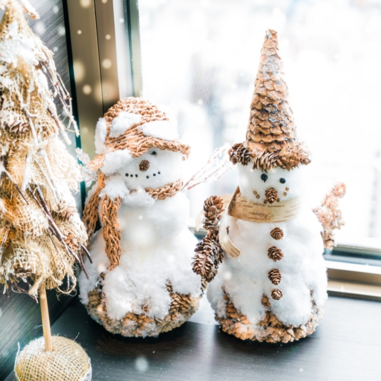 decorating for winter