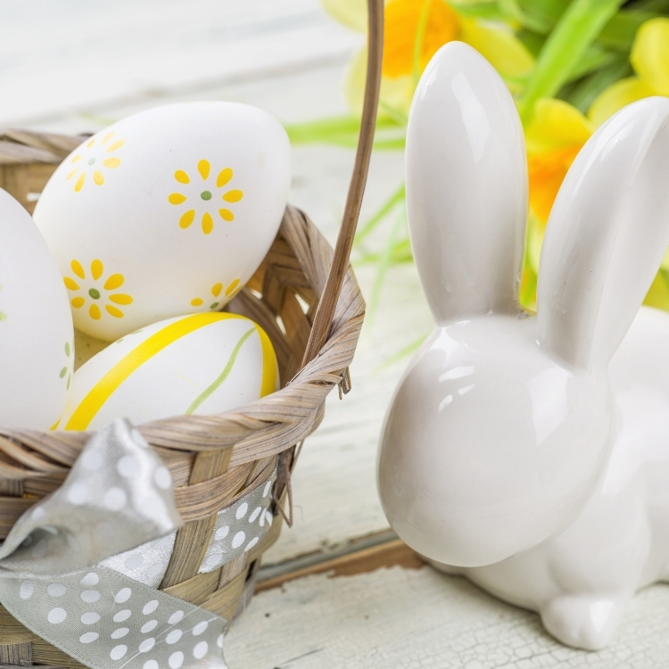When to start decorating for Easter